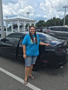 """Ms. Smith came into Lakeland Automall in the hopes of finding a new vehicle. With the help of salesman Blake Hollingsworth, Ms. Smith left with a  2014 Ford  Mustang! """"My experience at Lakeland Ford was the best car buying experience that I have ever had!"""" We really appreciate your business here with us! We hope that you are enjoying your new  Ford Mustang and please; if there is anything that we can do, don't hesitate to ask… We are here to help! #LakelandAutomall #LakelandFord #Ford…"""