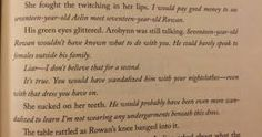 This was my actual favourite part of this book