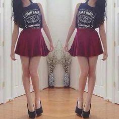 Jack Daniels dress