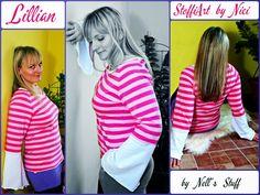 nell's lovely handmade stuff: Lillian... Coat, Handmade, Jackets, Fashion, Down Jackets, Moda, Sewing Coat, Hand Made, Fashion Styles