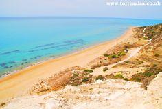 Anche questo è Agriturismo Torre Salsa... In Sicilia è ancora primavera e questa è la nostra stupenda spiaggia. http://www.torresalsa.co.uk