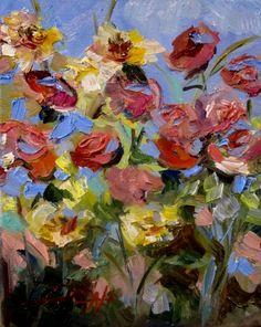 """""""Joyful Garden"""": Delilah Smith"""