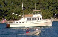 1981 Grand Banks 42 Classic Moottorivene Vene Myytävänä - www.yachtworld.fi