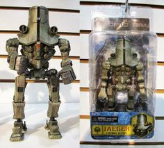 TOYSREVIL: 'Pacific Rim' by NECA @ New York Toy Fair 2014