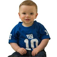 Baby Giants Manning V-Neck Tee. Little SportBaby   Toddler ClothingNew York  ... 20911b672