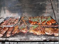Asado Argentino - Argentinian BBQ nothing like it.