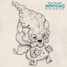 !!! #morningscribbles