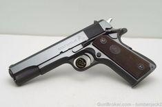 1959 Colt Government 38 Super