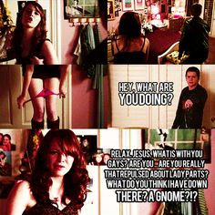 Easy A: this was so freaking hilarious.