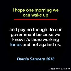 Bernie Sanders 2016 #FeelTheBern