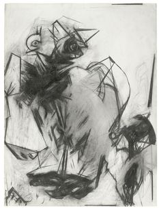 Elke Hopfe | Großer Kopf Mariell | Zeichnung
