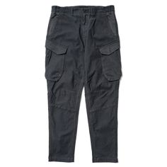 Stone Island Shadow Project Cargo Pant_Co Comfort Moleskin