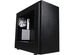 Fractal Design Define S with Window Side Panel Silent Computer Case