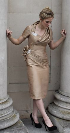 Fifth Avenue Dress Sewing Pattern by Sew Chic Pattern Company I totally need a dress like this
