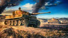 Tiger Tank Wallpaper Impressive Wallpaper - New Wallpapers Ww2 Panzer, Luftwaffe, World Of Tanks, Tank Drawing, Tank Wallpaper, Military Drawings, Tank Armor, Tiger Tank, Dibujo