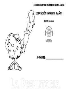 pequeño proyecto de investigación sobre la Prehistoria