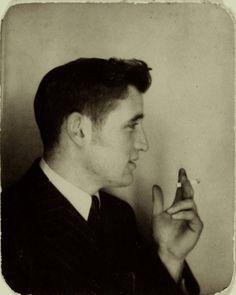 Neal Cassady, 1945
