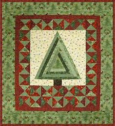 Lone Pine Christmas Quilt Pattern I do so many other things but man I wish I could quilt