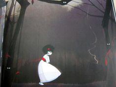 Snow White illus. by Mayalen Goust