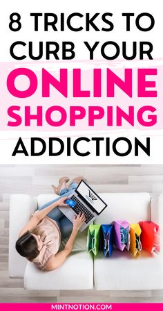 How I overcame my shopping addiction. Learn how to stop compulsive buying and curb the urge to overspend. Tips from a reformed shopaholic. Are your a shopaholic? 8 ways to stop a shopping addiction. How to stop buying unnecessary things. How to curb impulse spending. Retail therapy addiction.