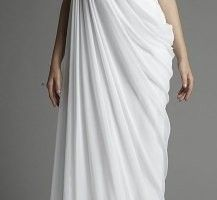 greek style wedding dresses Greek Style Wedding Dress, Wedding Dresses, Wedding Styles, Wedding Hairstyles, White Dress, Bridal, Hair Styles, Inspiration, Collection