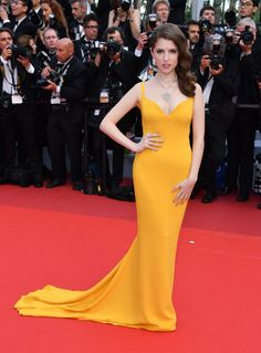 Anna Kendrick in Stella McCartney at Cannes