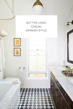 get the look: casual spanish style. -- photo © jessica comingore for kellie eserts design.