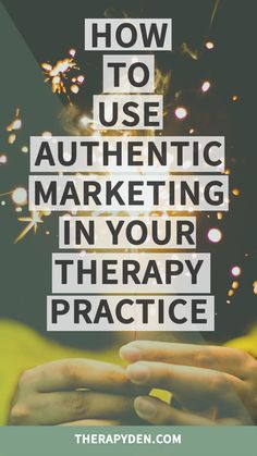 Authentic marketing for mental health providers. Plus, download a list of marketing ideas for the most searched issues. Learn to attract more clients by marketing your services in a more authentic and understanding way.