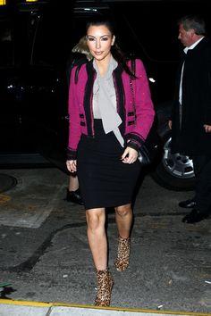 Chanel jacket?