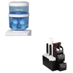 KITAVAZJ003ISEMSCAD01BLK  Value Kit  Avanti ZeroWater Replacement Filtering Bottle AVAZJ003IS and Ems Mind Reader Llc Coffee Organizer EMSCAD01BLK *** See this great product.