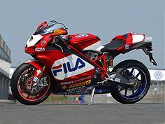 Ducati 999R Fila Edition
