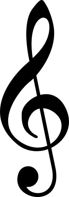 music sign clip art royalty free silhoutte images pinterest rh pinterest com Gold Music Notes Gold Music Notes