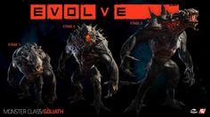 Slitta l'alpha di Evolve