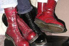 Как ортопедическая обувь из Германии стала символом британских скинхедов