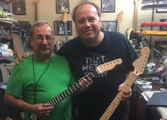 Longtime Fender Neck Guru Herbie Gastelum Retires After 56 Years Hard Work And Dedication, Work Hard, Rock Revolution, Acoustic Bass Guitar, Jeff Beck, Fender Custom Shop, Fender Guitars, Fingerprints