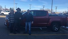 Richard, life is about the journey!   We hope you enjoy your new vehicle from all of us at Kunes Country Chevrolet Buick GMC!