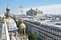 Printemps Terrace Opera Garnier