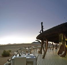 One of the most luxurious stays you can have in Namibia is at Little Kulala - surrounded bt beautiful desert and some of the world's highest sand dunes. Africa Travel, Us Travel, In 2015, Camps, Places Ive Been, Traveling, Things To Come, World, Life