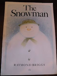 """The Fantastic Five: stART: """"The Snowman"""" by Raymond Briggs Wood Christmas Tree, Christmas Ornaments, Christmas Ideas, Button Ornaments Diy, New Crafts, Arts And Crafts, Raymond Briggs, Snowman, Preschool"""