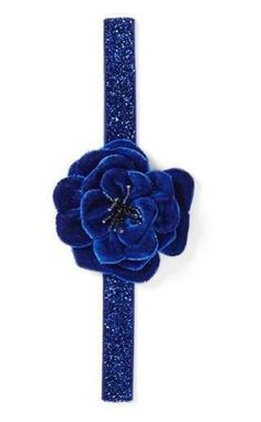 PLH Bows & Laces Rose Headband