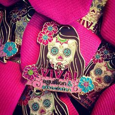 a173099631d35e A' s VIVA Fiesta Medals came out amazing! They represent our brand so well