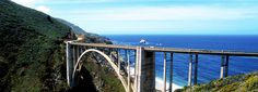 Der Pacific Coast Highway & Big Sur