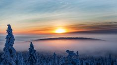 Finland's Ten Most Beautiful Landscapes: Iso-Syote