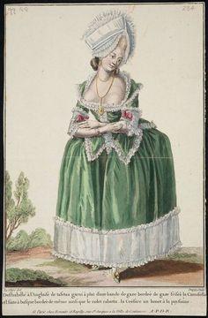 c1903c5e8ee45 Gallerie des Modes et Costumes Français. 40e Cahier des Costumes Français,  30e Suite d