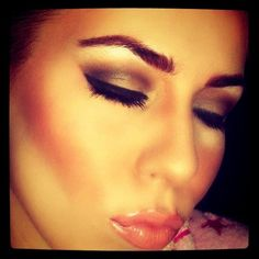 Interview makeup (got the job woo!)