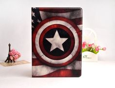 freeshipping new cartoon Smart Case For iPad air ipad 5 for ipad Air 2 case Stand Tablet pu Leather case Cover For Apple iPad 6