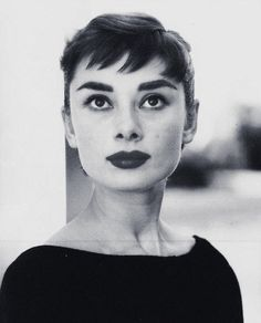 Audrey Hepburn #eyebrows #makeup