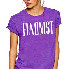 Queen Apparel Feminist Shirt at Amazon Women's Clothing store: Feminist Shirt, V Neck, Queen, T Shirts For Women, Amazon, Store, Stuff To Buy, Clothes, Red