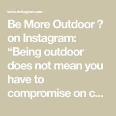 """Be More Outdoor 🌲 on Instagram: """"Being outdoor does not mean you have to compromise on comfort * * * * Photo credit from @gawellforlag & @primusequipment * * * Recipe:…"""" Photo Credit, Recipes, Inspiration, Outdoor, Instagram, Biblical Inspiration, Outdoors, Ripped Recipes"""