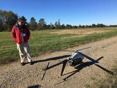 ROME, N.Y. (AP) — Envisioning a day when millions of drones will buzz around delivering packages, watching crops or inspecting pipelines, a coalition is creating an airspace corri